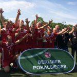 Altliga Ü60 – Berliner Pokalsieger 2019