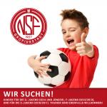 Wir suchen Kinder und Trainer für unsere Jugend!
